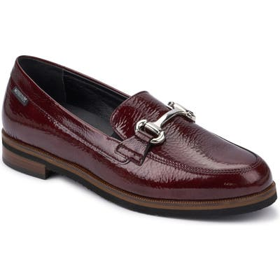 Mephisto Roxana Loafer, Red