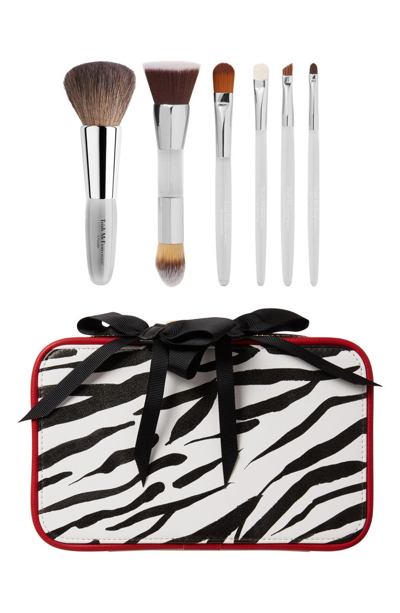 TRISH MCEVOY The Power of Brushes<sup>®</sup> Brush Collection Love, Main, color, NO COLOR