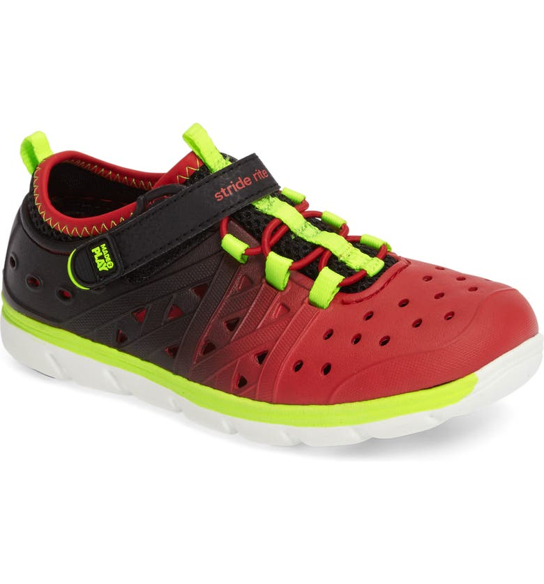 STRIDE RITE Made2Play<sup>®</sup> Phibian Sneaker, Main, color, 001