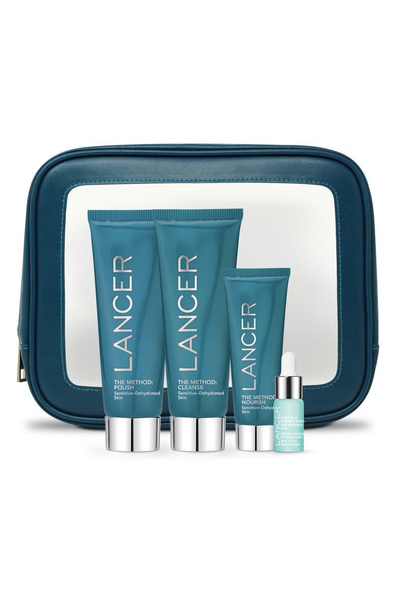 LANCER SKINCARE The Method Introductory Set for Sensitive Skin, Main, color, NO COLOR