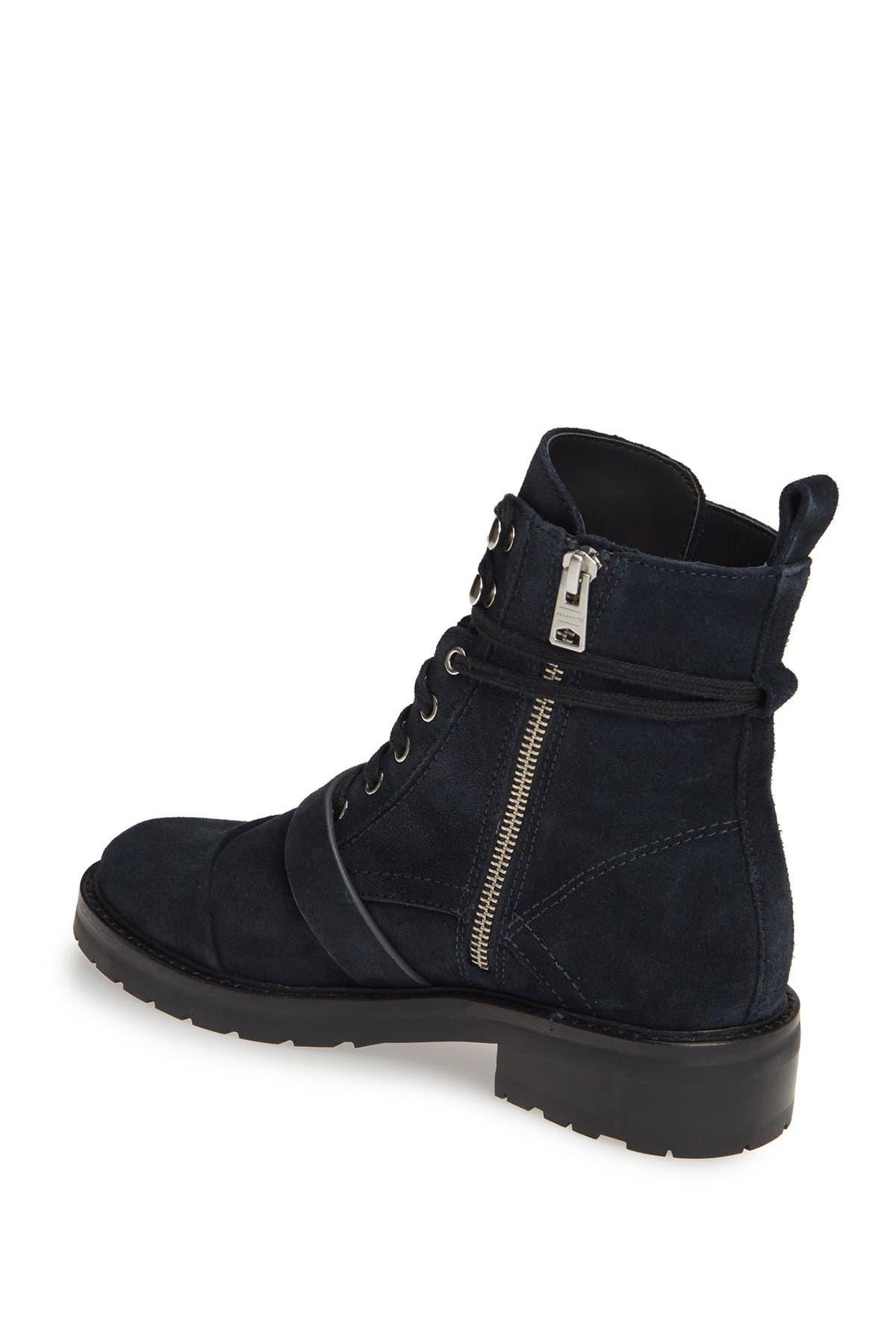 allsaints donita lace up boot