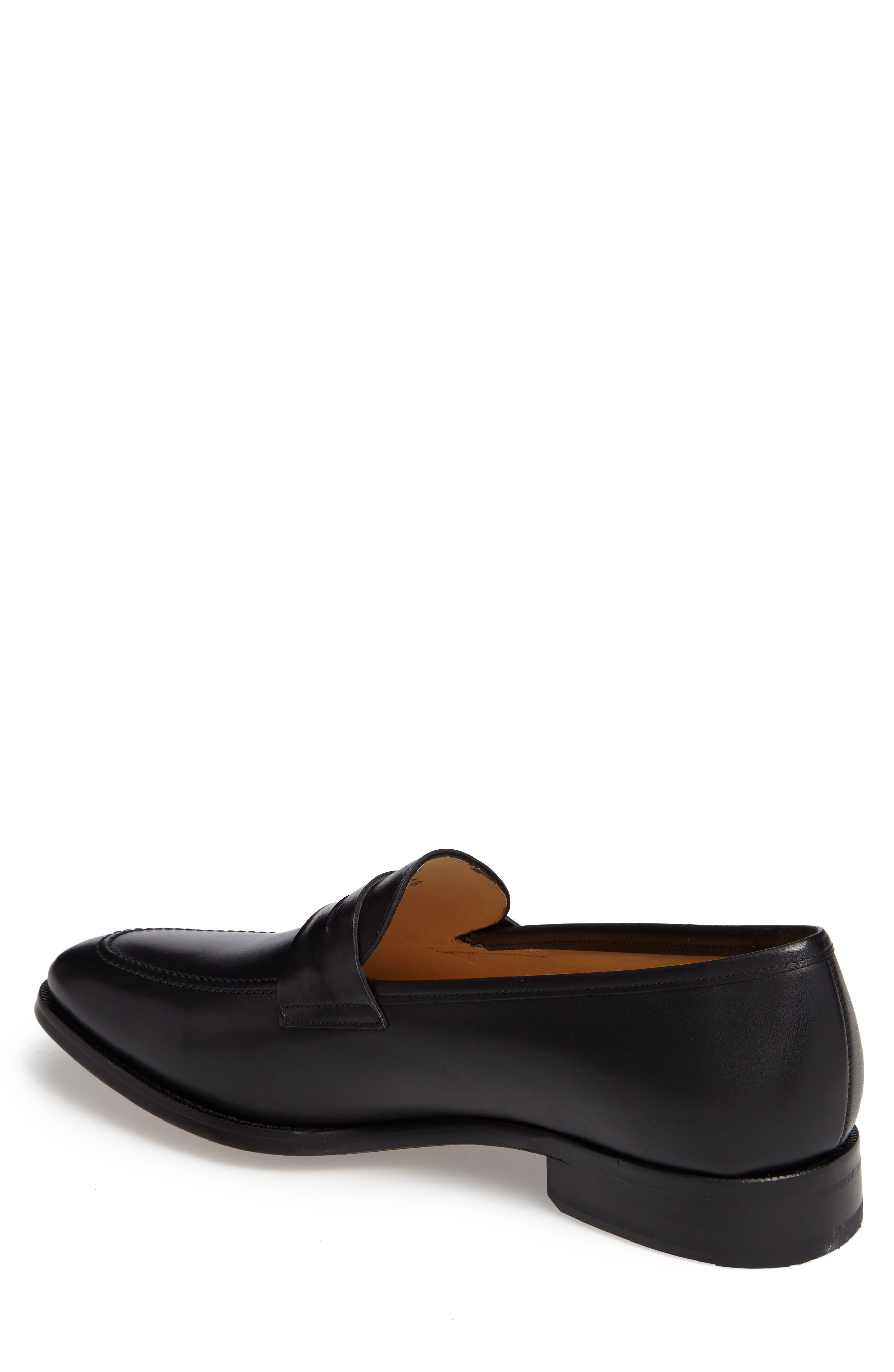 ,                             Abe Penny Loafer,                             Alternate thumbnail 2, color,                             001