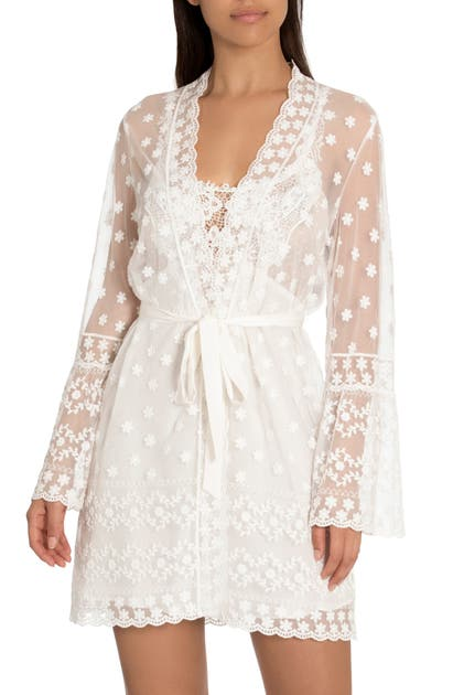 In Bloom By Jonquil YESTERDAY LACE WRAP