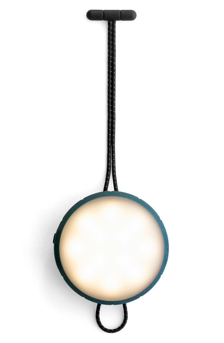 LANDER Cairn Mini Rechargeable Lantern, Main, color, GREEN