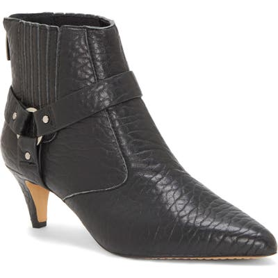 Vince Camuto Merrie Harness Pointed Toe Bootie-