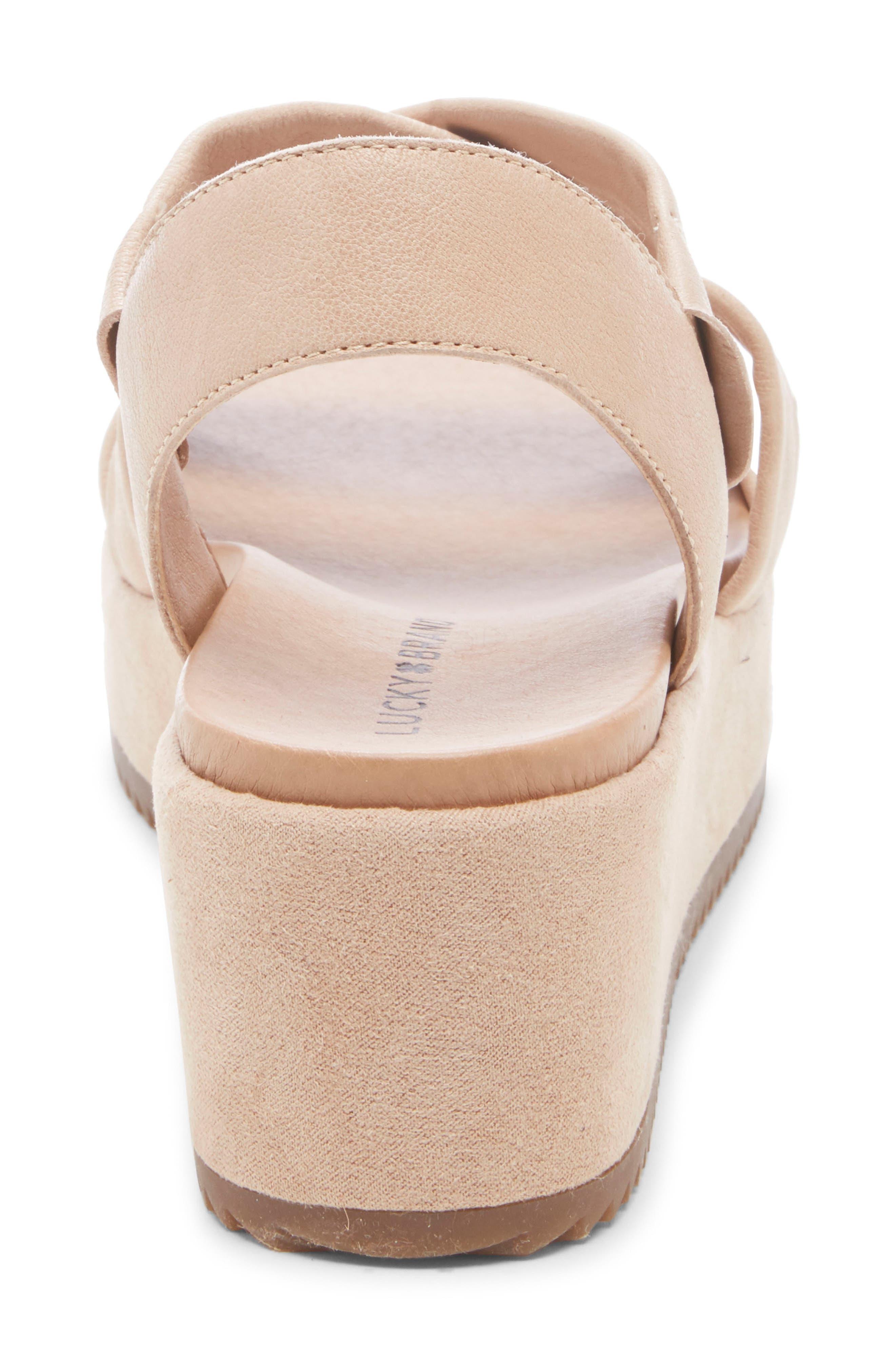 ,                             Waldyna Wedge Platform Sandal,                             Alternate thumbnail 15, color,                             270