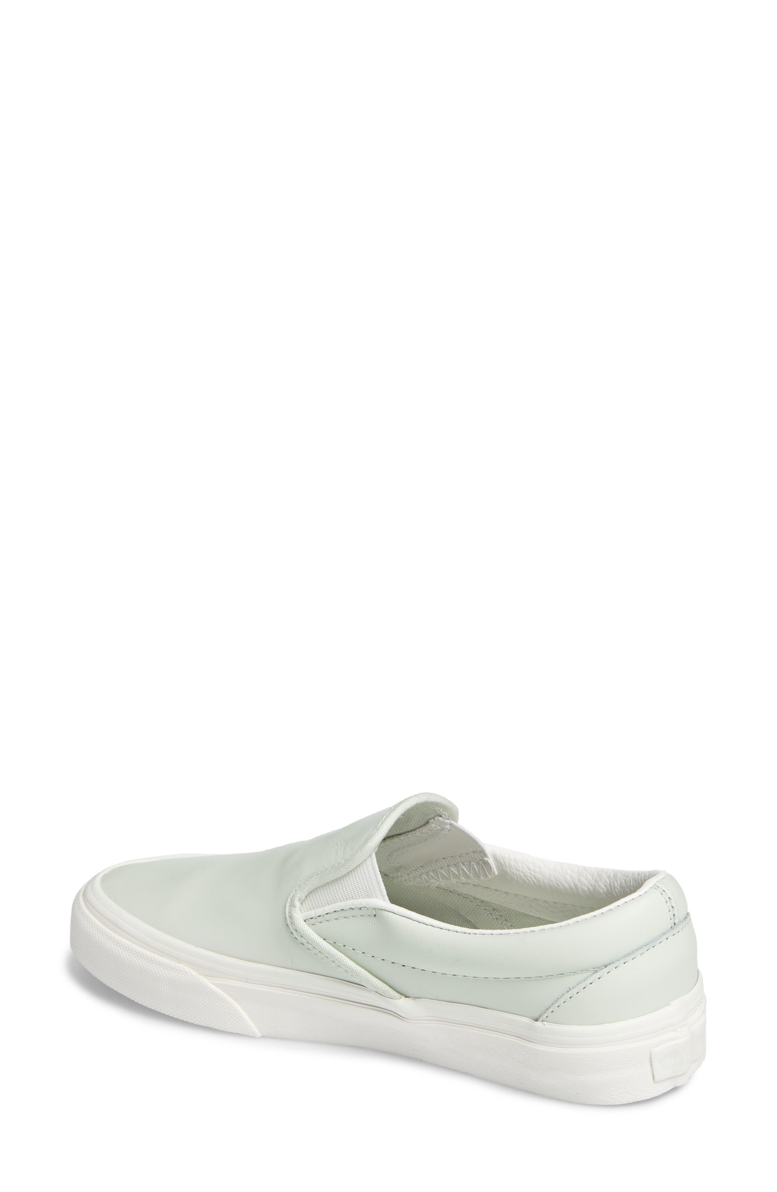 ,                             Classic Slip-On Sneaker,                             Alternate thumbnail 369, color,                             434