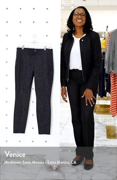 Herringbone Tweed Leggings, sales video thumbnail