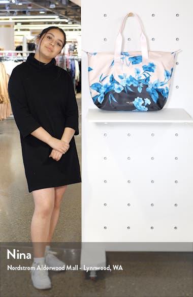 Fantasia Foldaway Shopper Tote, sales video thumbnail