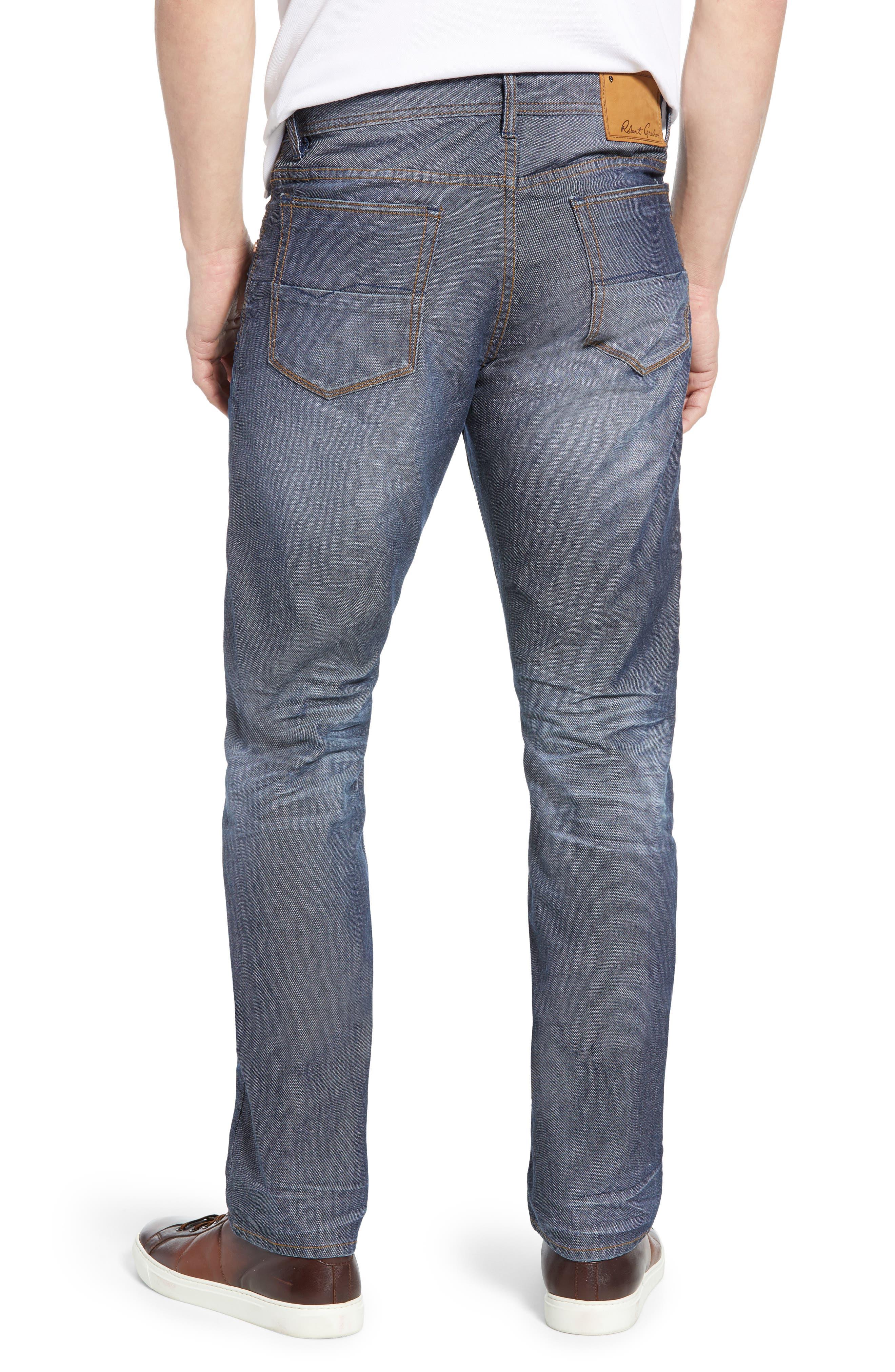 ,                             Loder Regular Fit Jeans,                             Alternate thumbnail 2, color,                             INDIGO