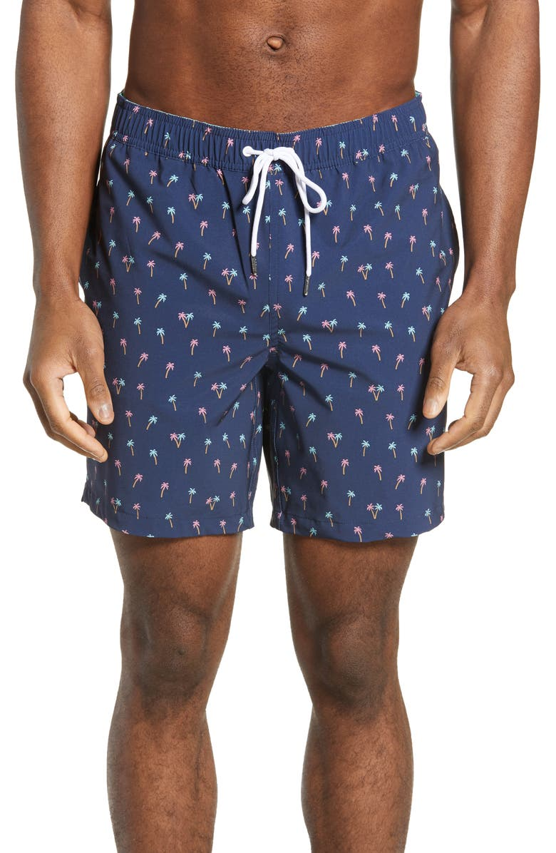 BONOBOS E-Waist 7-Inch Swim Trunks, Main, color, 400