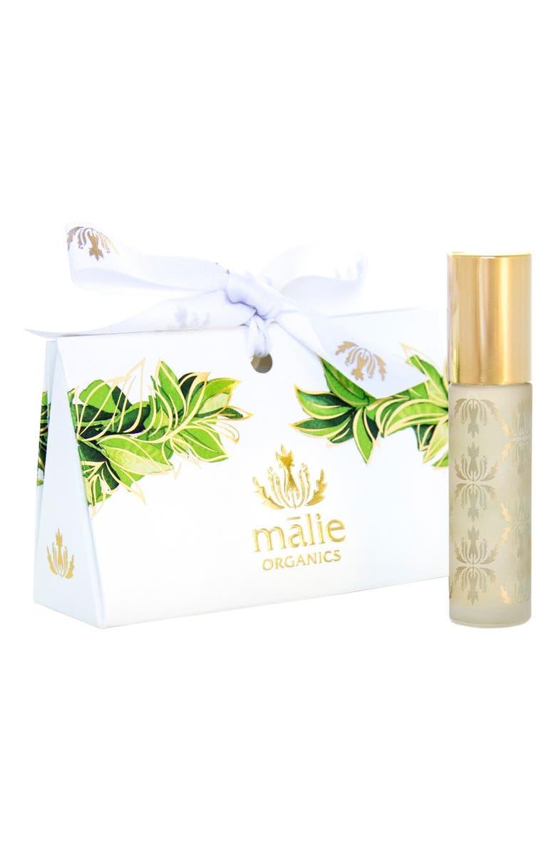 MALIE ORGANICS Koke'e Organic Roll-On Perfume Oil, Main, color, 000