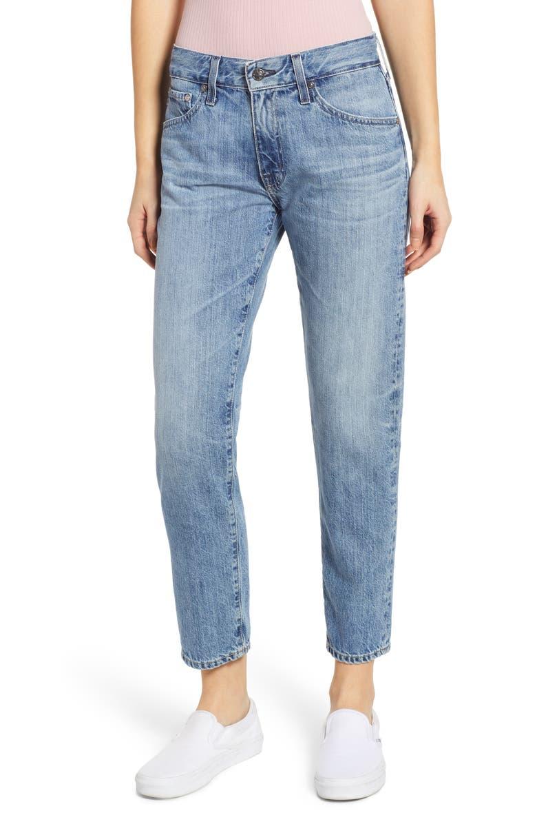 AG The Ex-Boyfriend Slouchy Slim Jeans, Main, color, 461