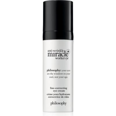 Philosophy Anti-Wrinkle Miracle Worker Eye + Line Correcting Eye Cream