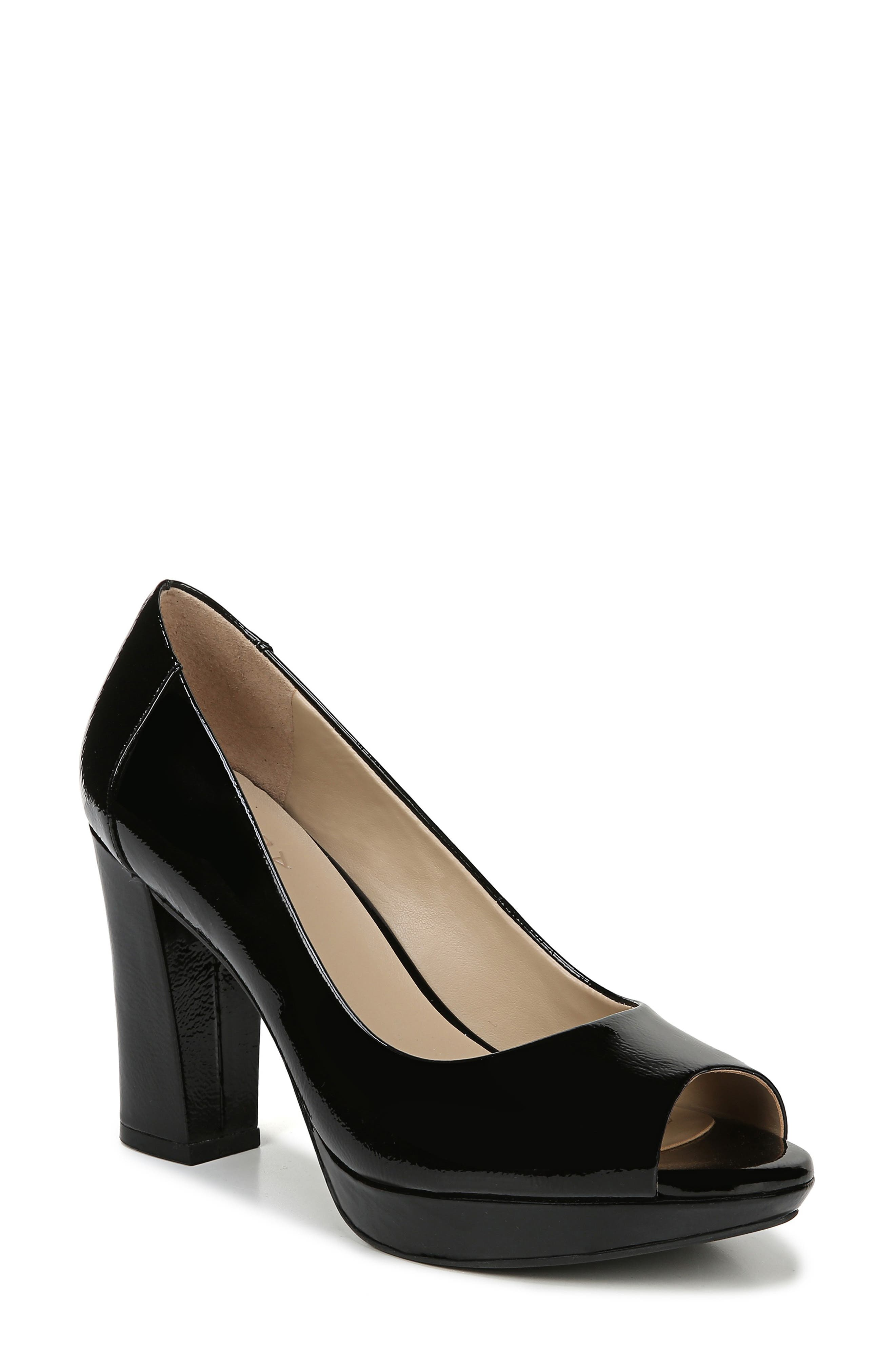 Naturalizer Amie Pump, Black