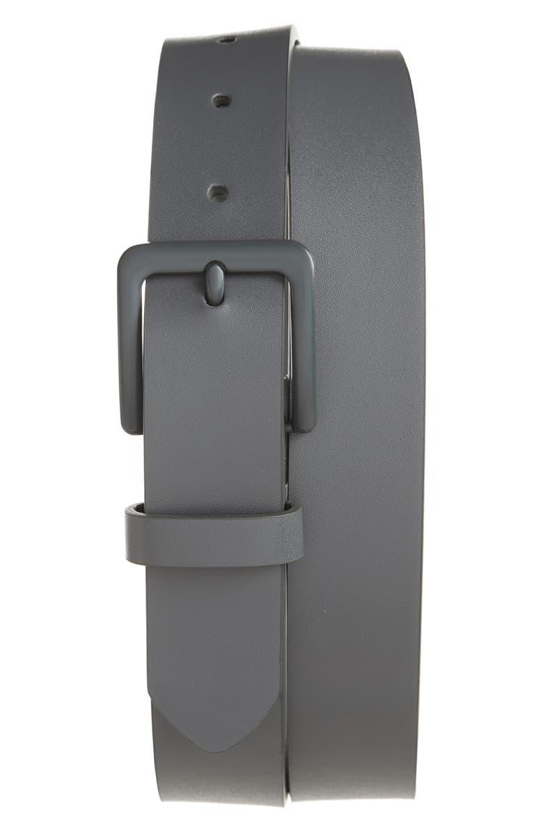 BP. Monocolor Belt, Main, color, GREY SHADE