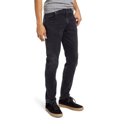Citizens Of Humanity Perform Bowery Slim Fit Jeans, Black
