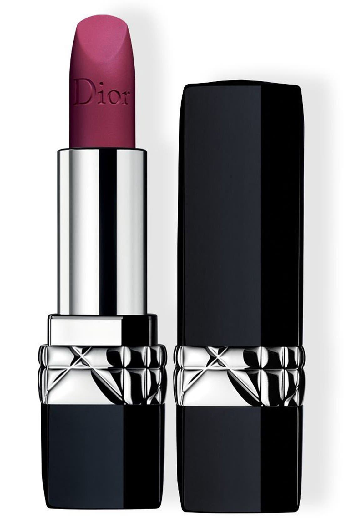 Dior Couture Color Rouge Dior Lipstick - 897 Mysterious Matte