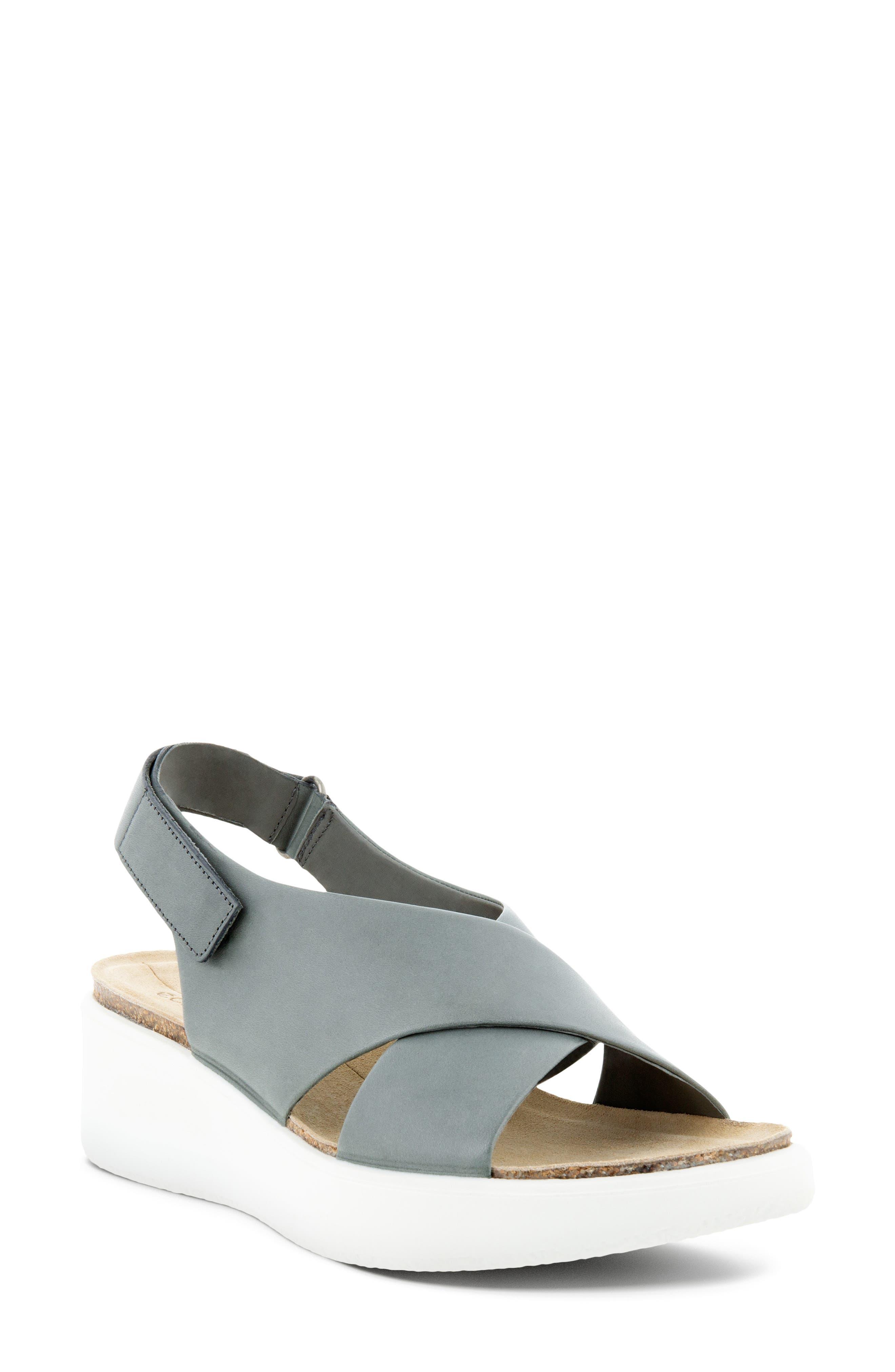 Women's Ecco Corksphere Wedge Sandal