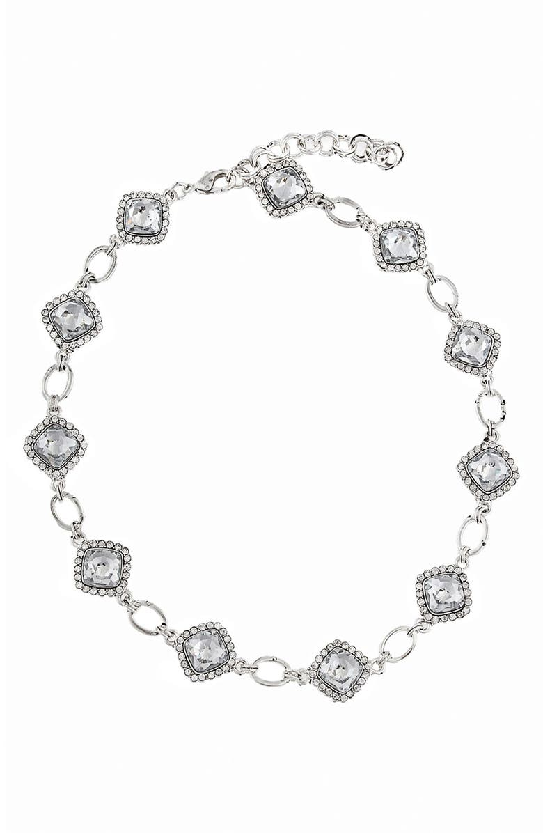 ERICKSON BEAMON ROCKS 'Tropical Punch' Station Collar Necklace, Main, color, 040