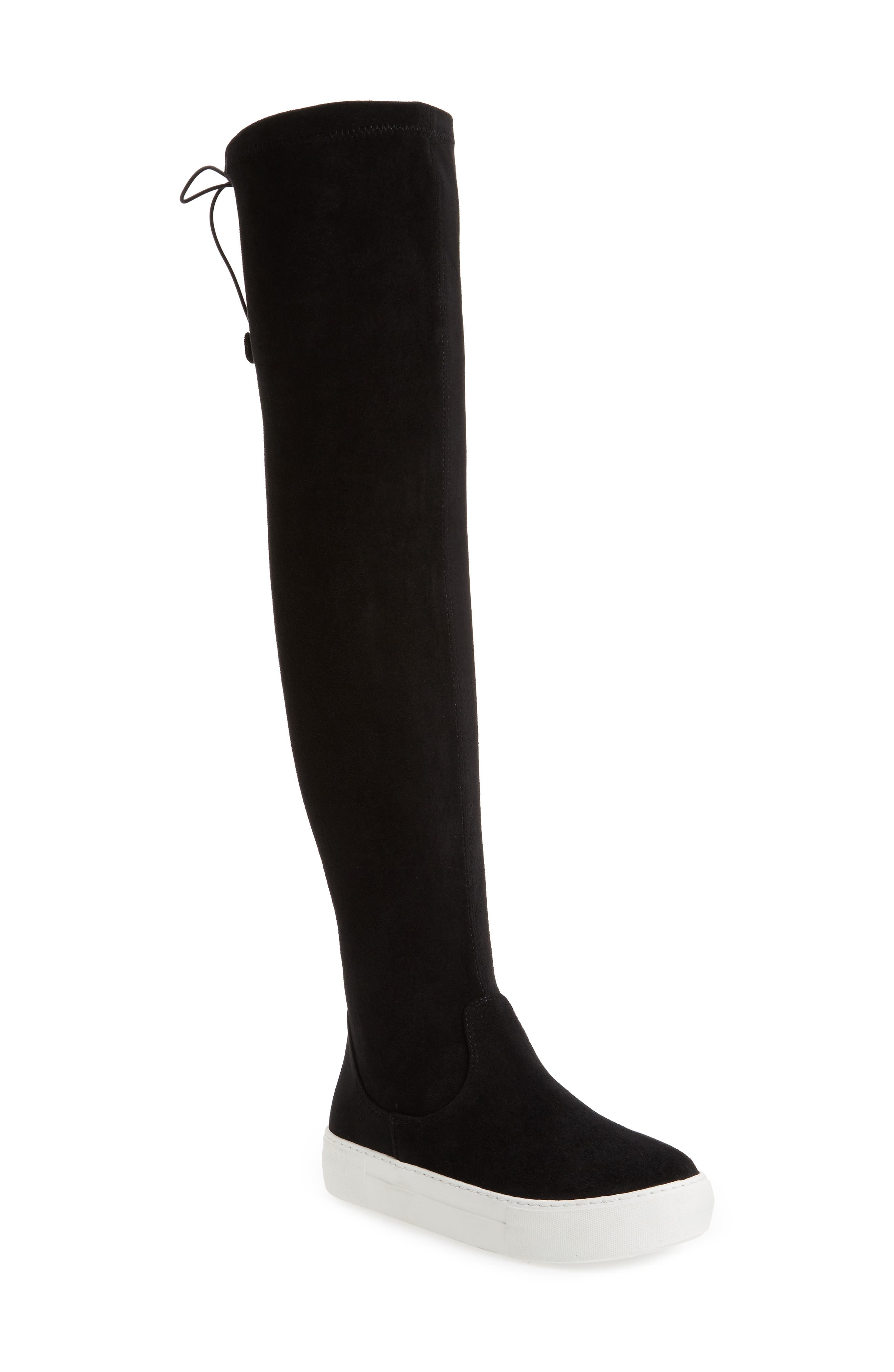 JSlides Ary Over the Knee Boot (Women
