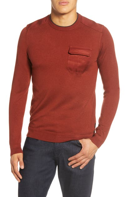 Ted Baker Sweaters SAYSAY POCKET SWEATER
