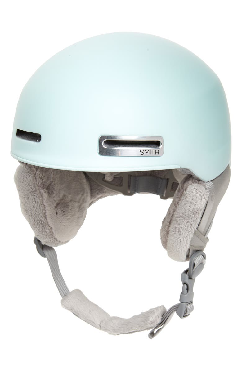 SMITH Allure Snow Helmet with MIPS, Main, color, MATTE PALE MINT GREEN