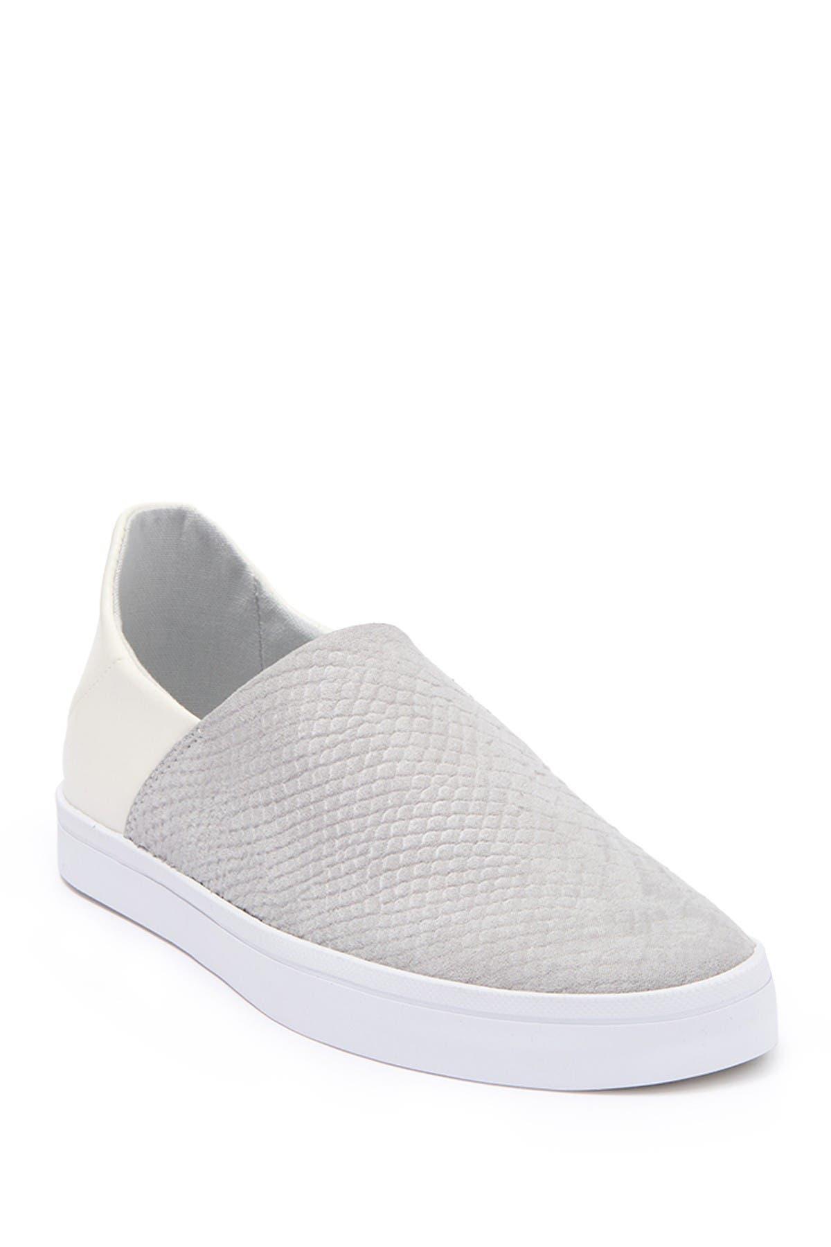Image of Creative Recreation Dano Snakeskin Embossed Slip-On Sneaker