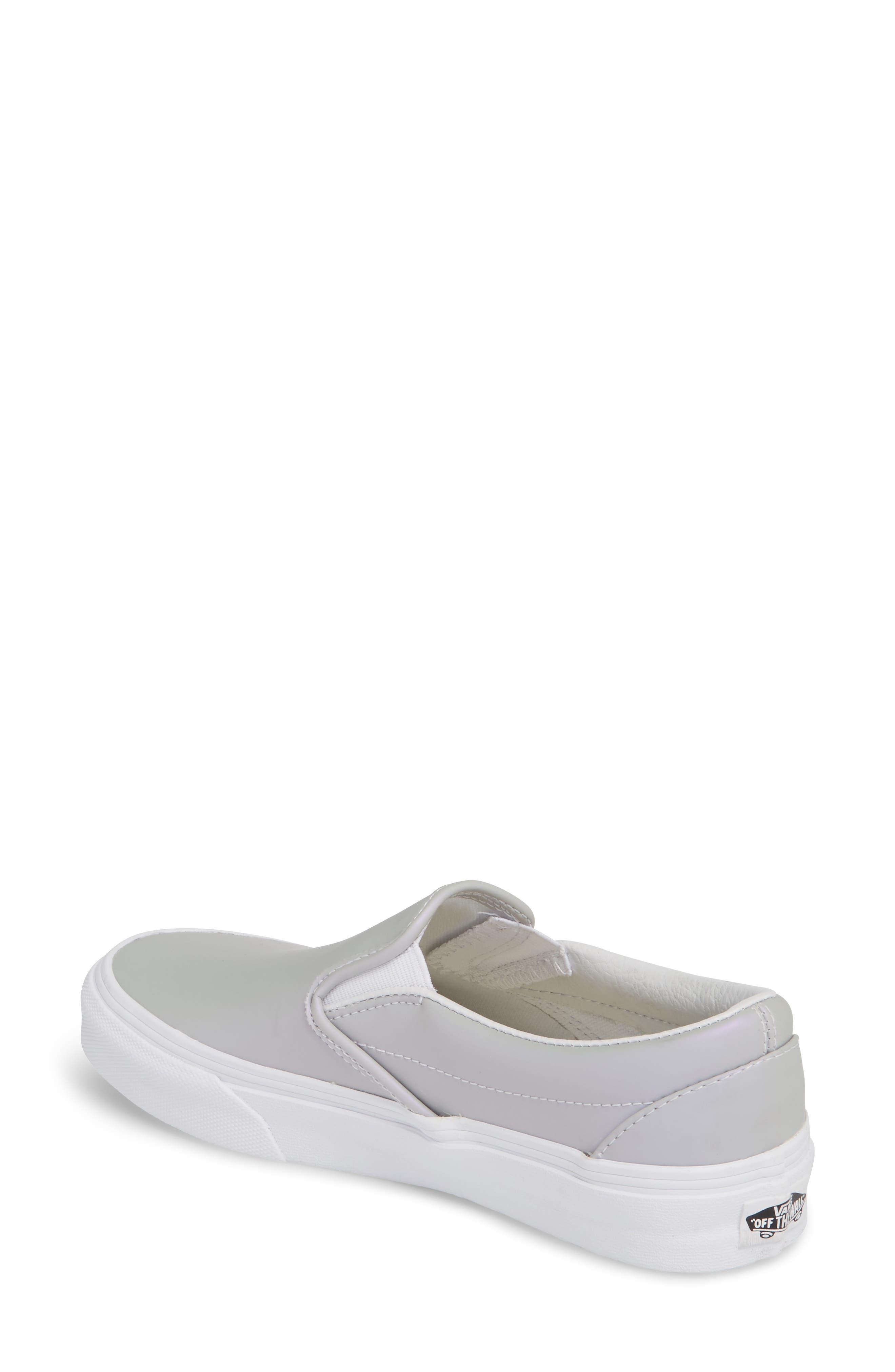,                             Classic Slip-On Sneaker,                             Alternate thumbnail 88, color,                             030