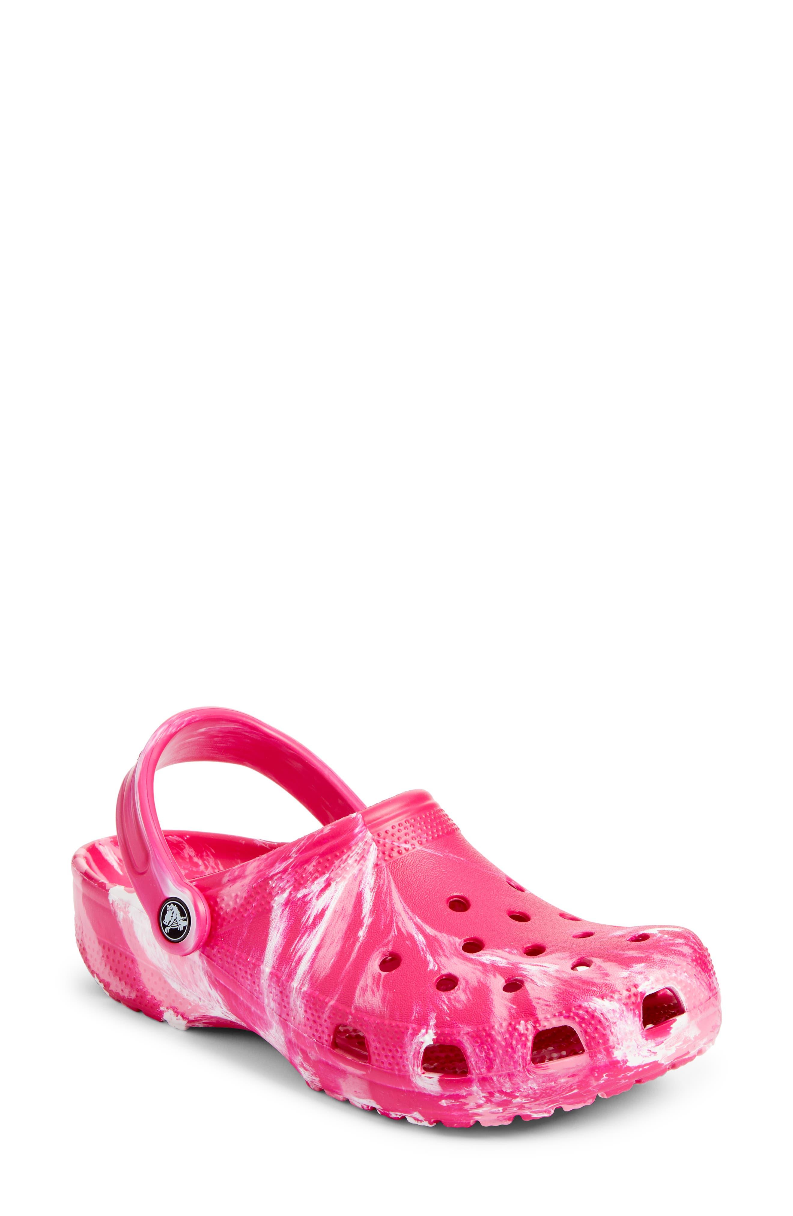 Crocs(TM) Classic Marbled Clog