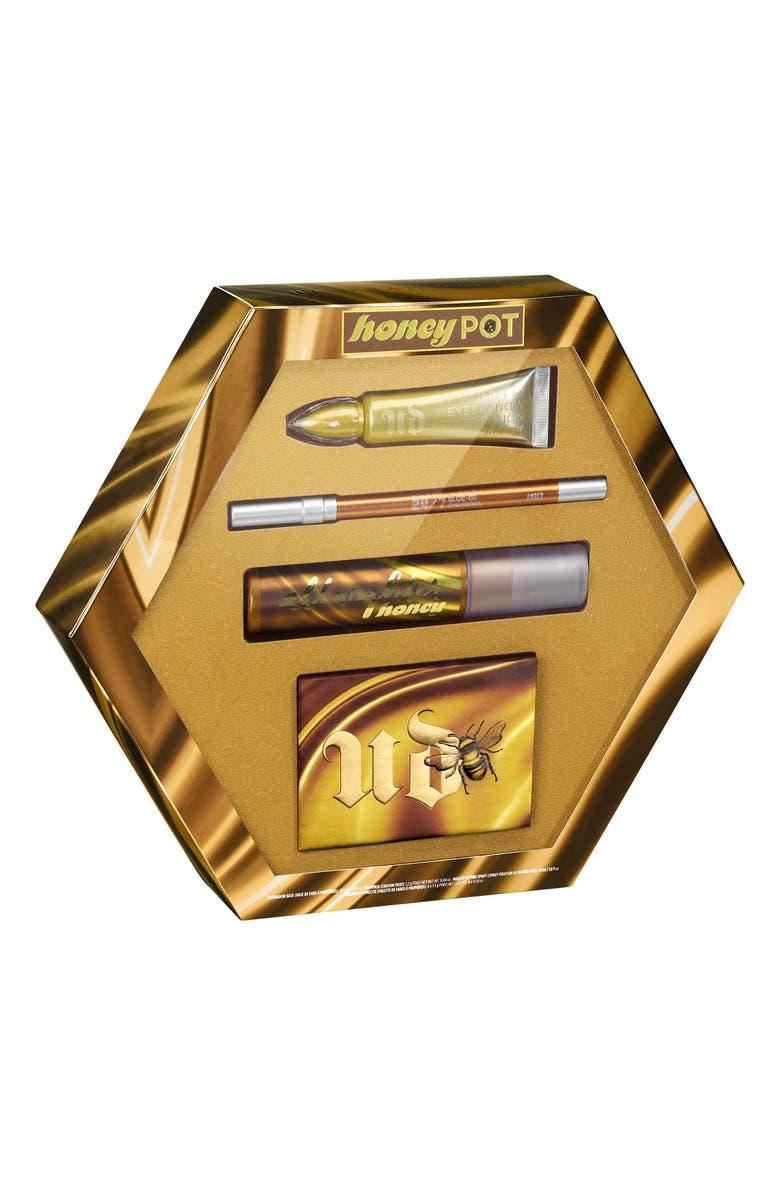 URBAN DECAY Honey Pot Eyeshadow Palette & Makeup Set, Main, color, 000