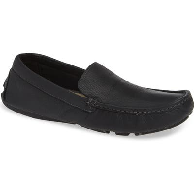 L.b. Evans Alton Driving Shoe, EEE - Black