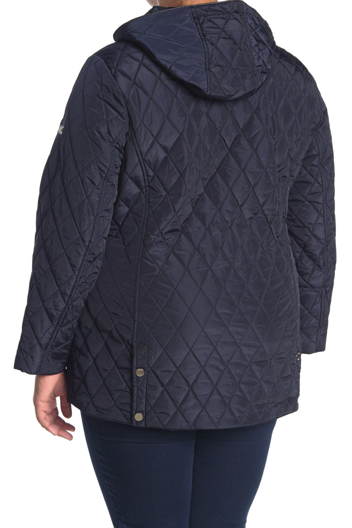 DKNYC Quilted Jacket