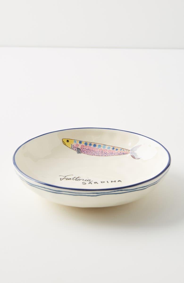 ANTHROPOLOGIE Sardina Set of 4 Bowls, Main, color, 100