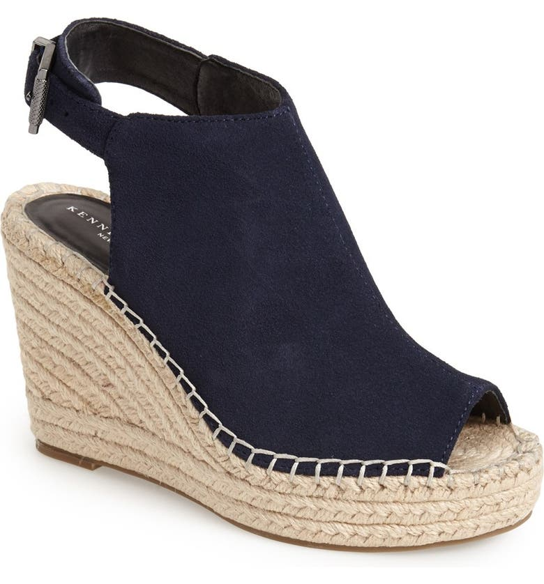 cead0043c2 Kenneth Cole New York 'Olivia' Espadrille Wedge Sandal (Women ...
