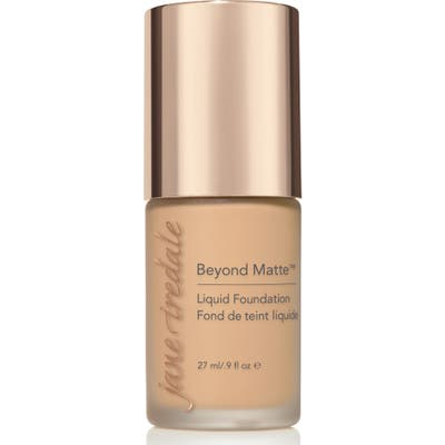 Jane Iredale Beyond Matte Liquid Foundation - M8