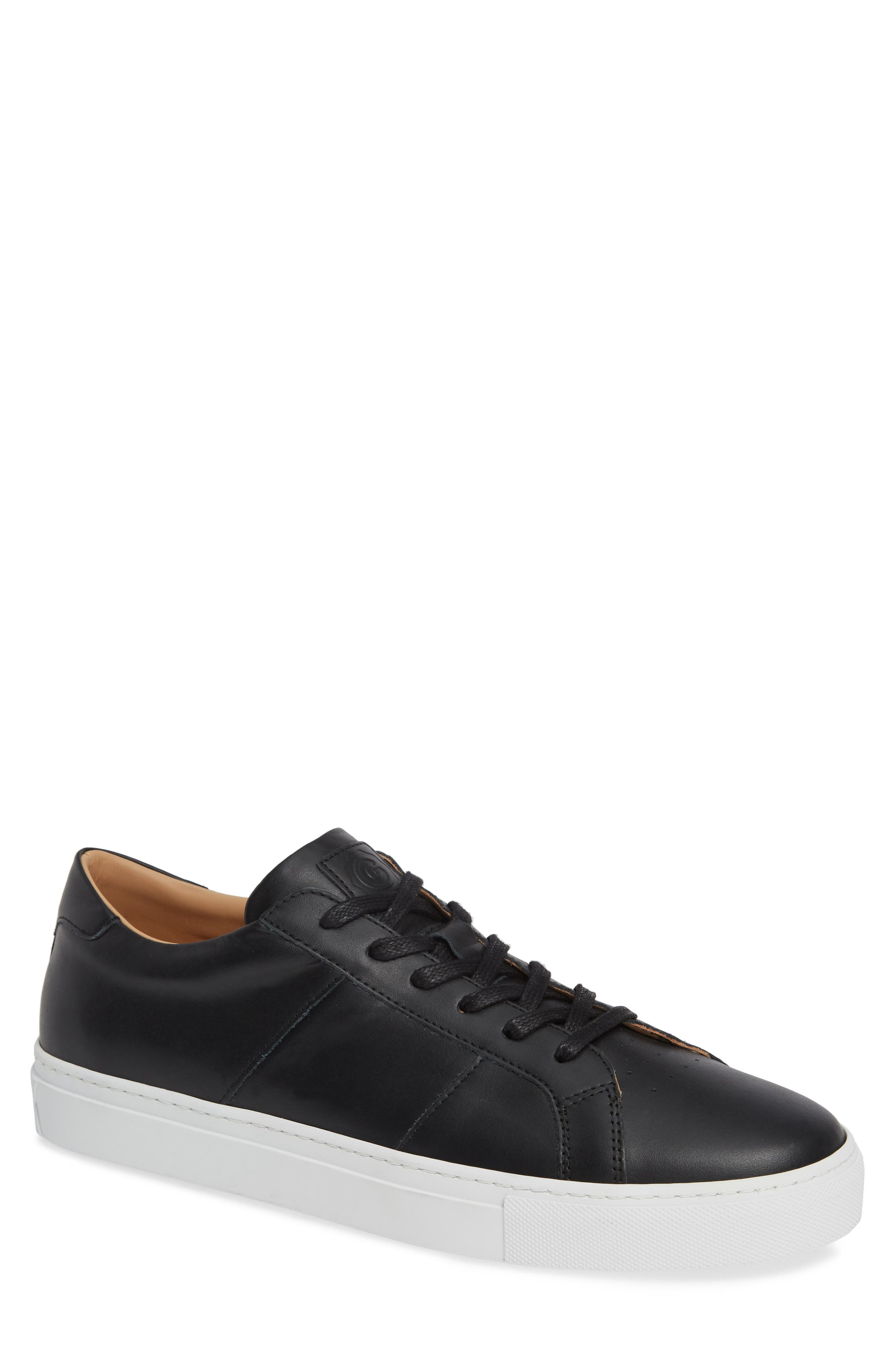 greats leather sneakers