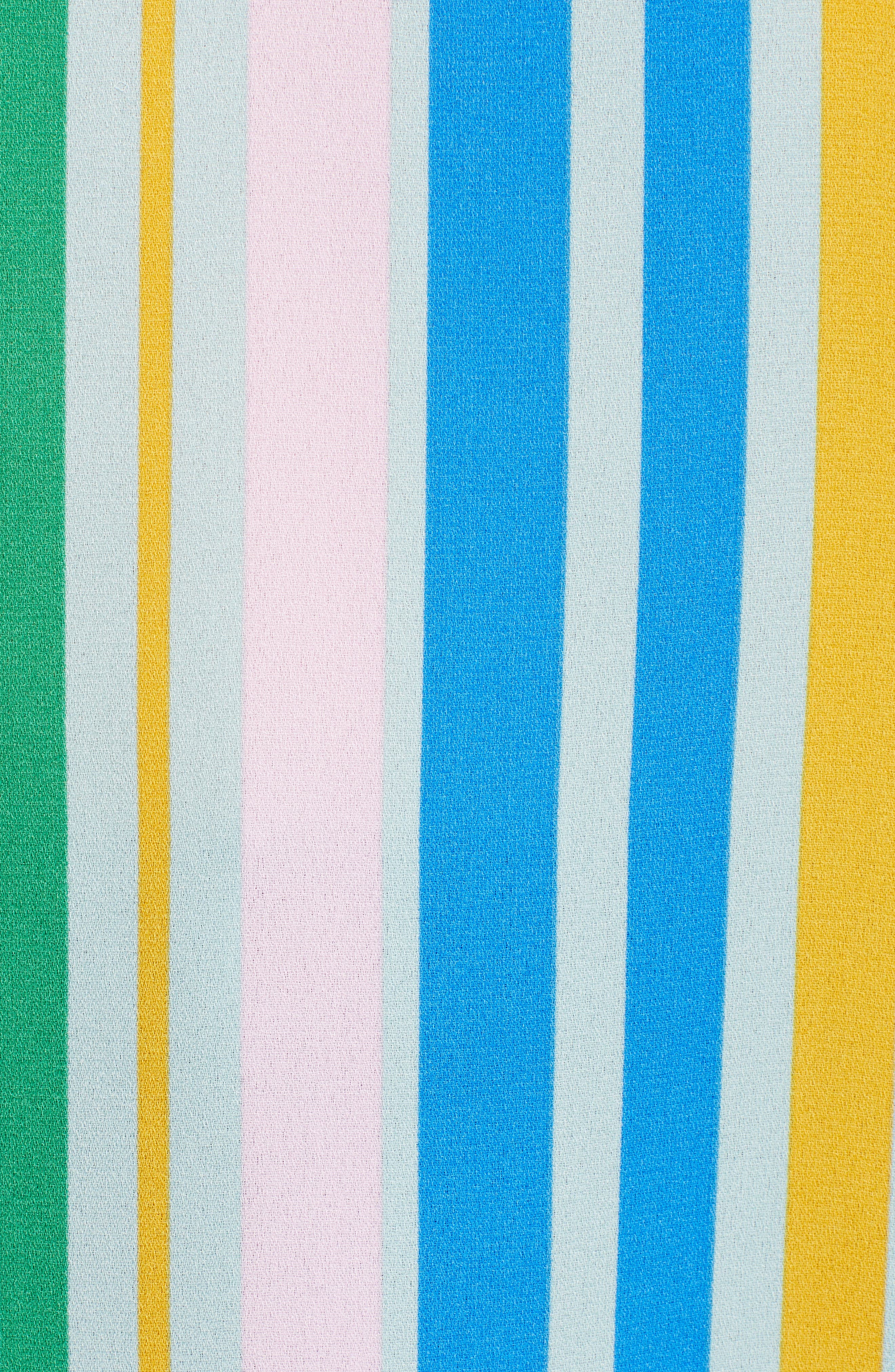 ,                             Racerback Camisole Top,                             Alternate thumbnail 7, color,                             BLUE FRENCH MULTI STRIPE