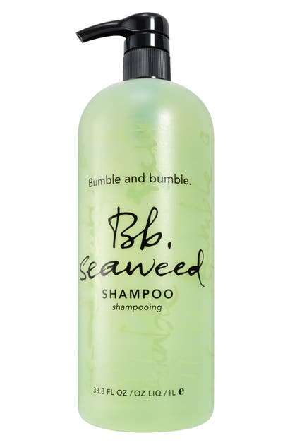 Bumble And Bumble Seaweed Shampoo 33.8 oz/ 1 L