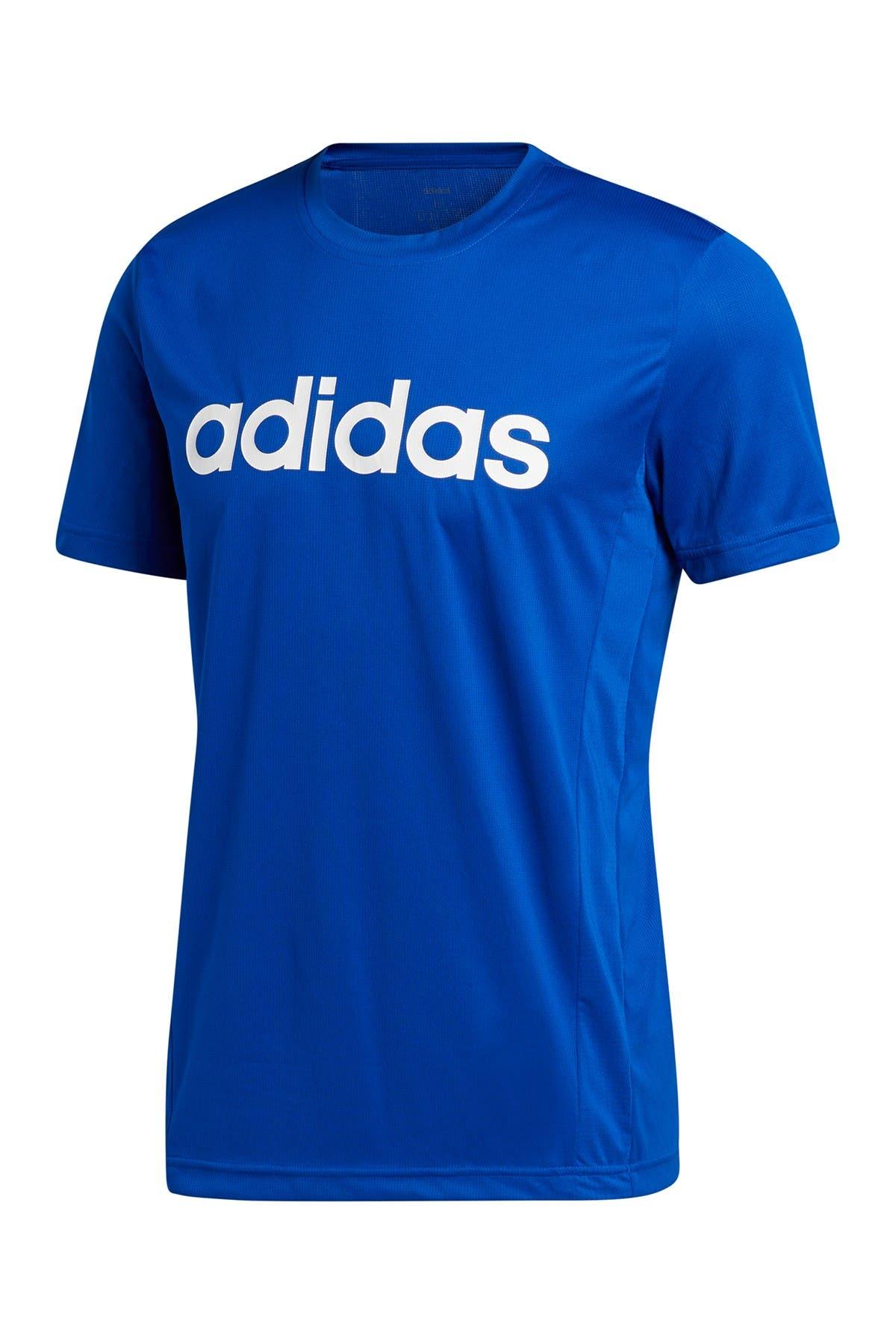Image of adidas Designed To Move Logo T-Shirt