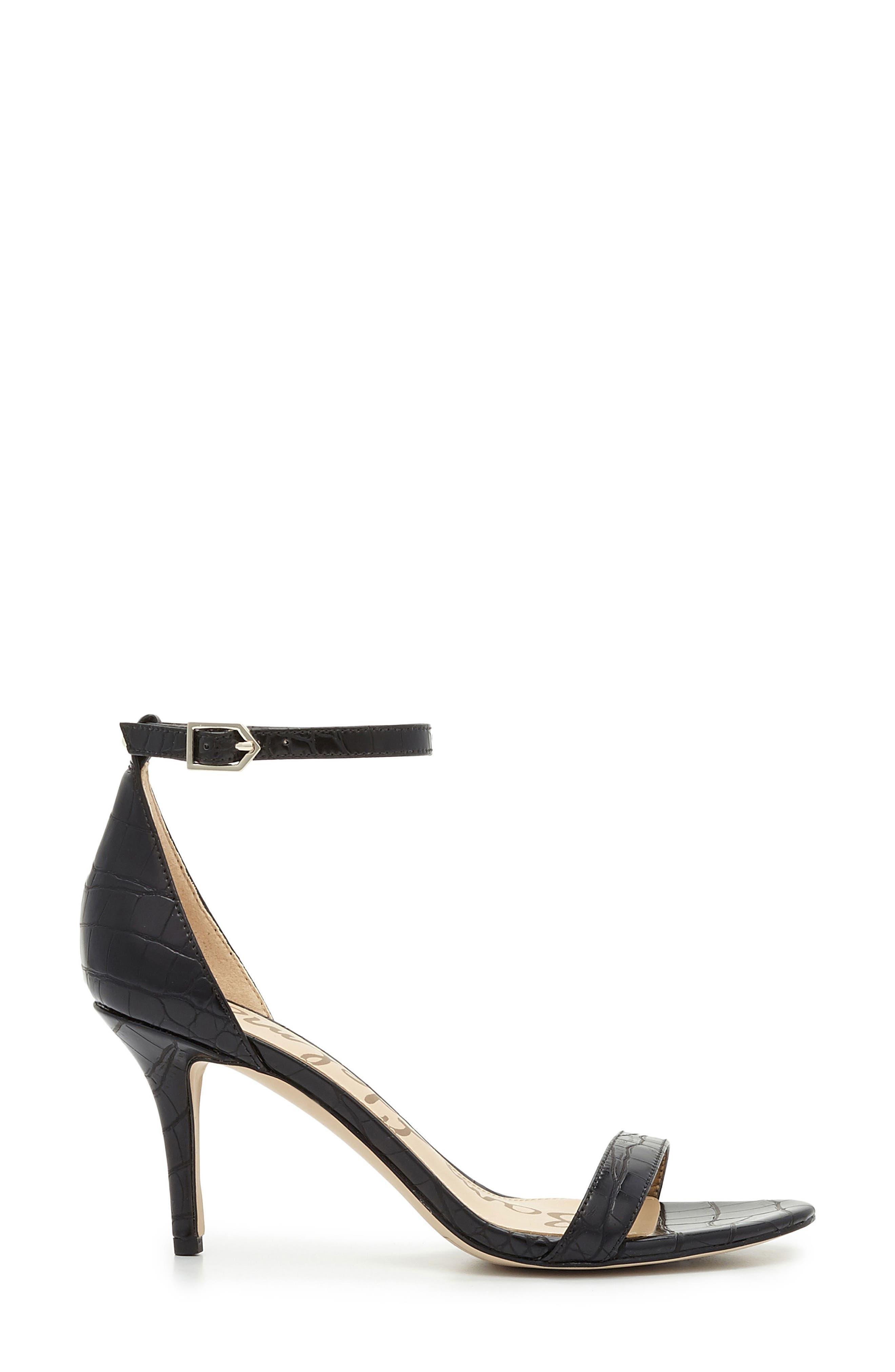,                             'Patti' Ankle Strap Sandal,                             Alternate thumbnail 15, color,                             007
