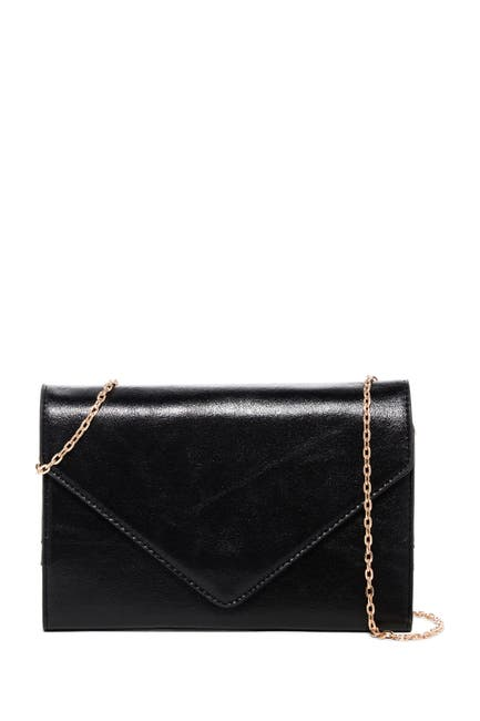 Image of Urban Expressions Daze Vegan Leather Envelope Clutch