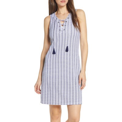 Tommy Bahama Island Cays Cover-Up Dress, White