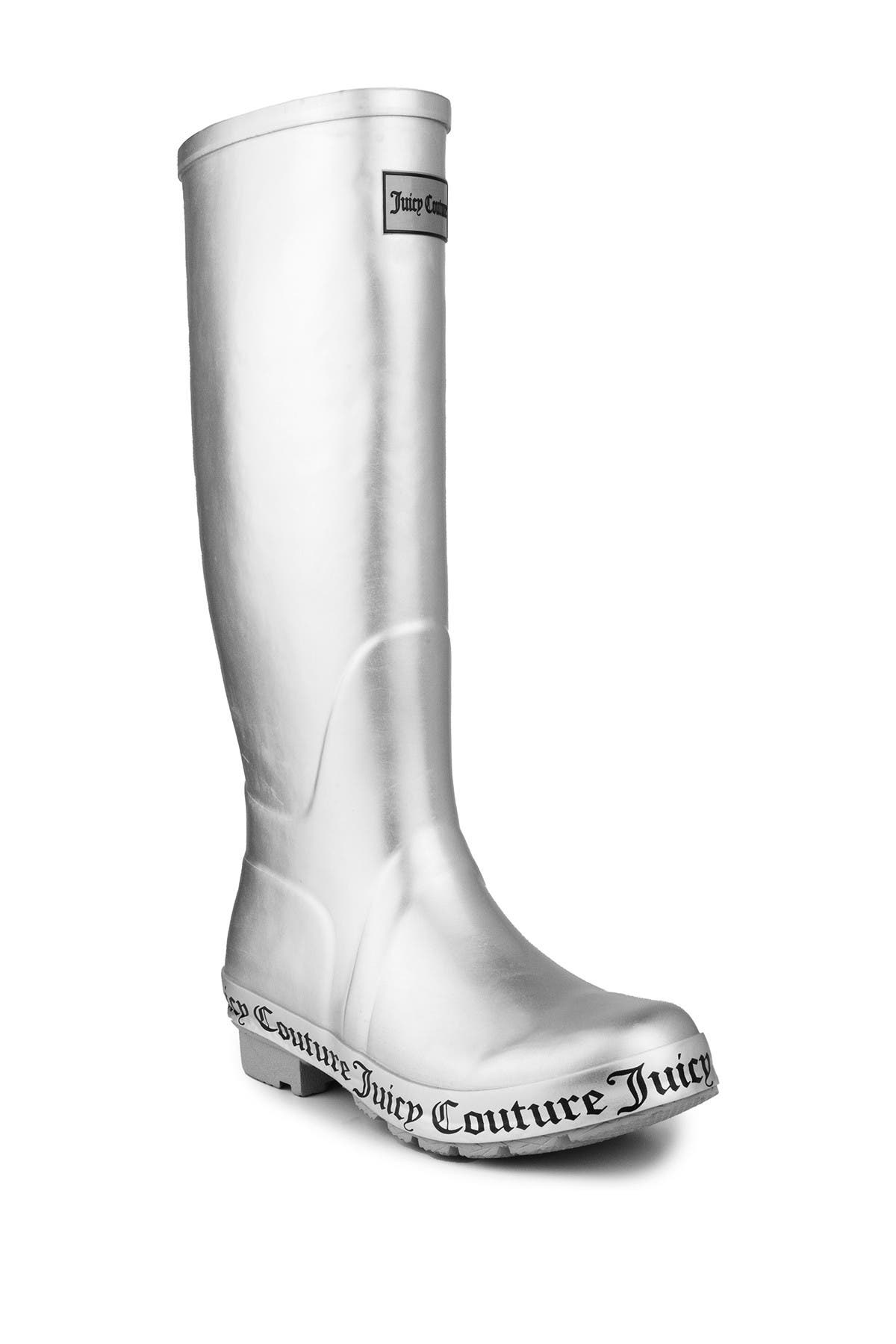 Image of Juicy Couture Tulip Waterproof Logo Fashion Boot