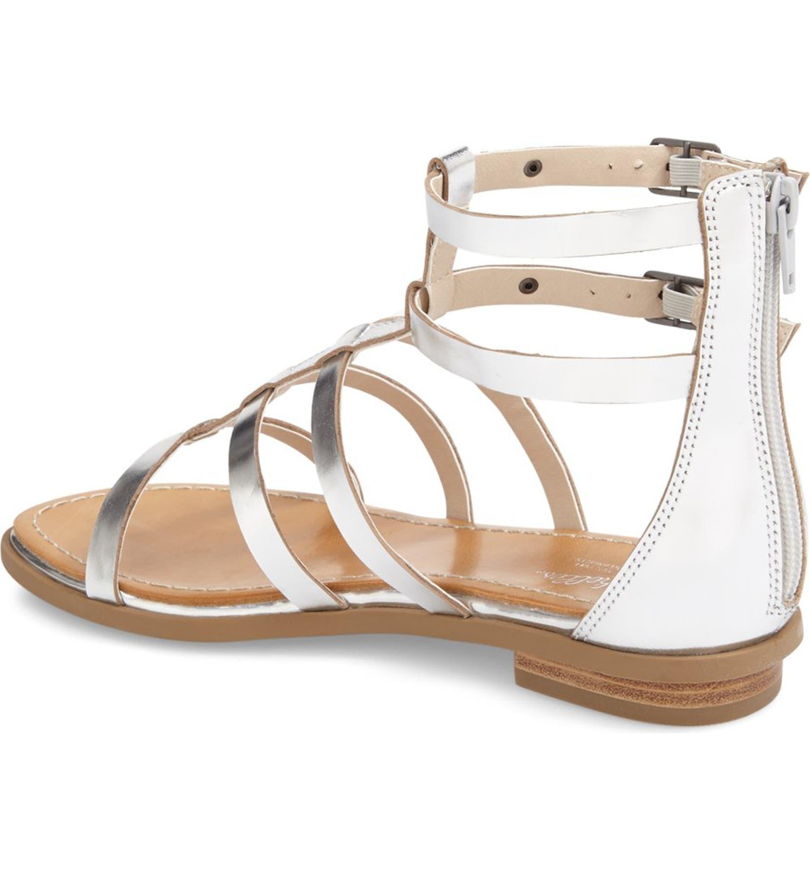 3b564809365ef Seychelles 'Peachy' Gladiator Flat Sandal (Women) | Nordstrom