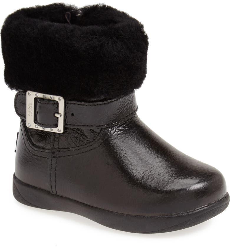 UGG<SUP>®</SUP> Gemma Boot, Main, color, 001