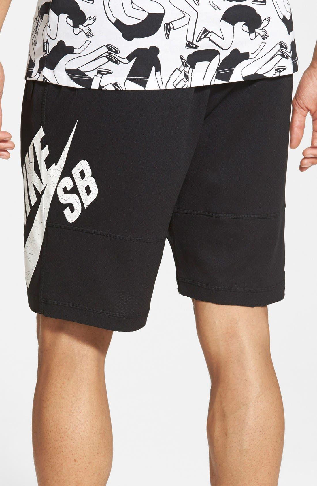,                             SB 'Sunday' Dri-FIT Shorts,                             Alternate thumbnail 2, color,                             010