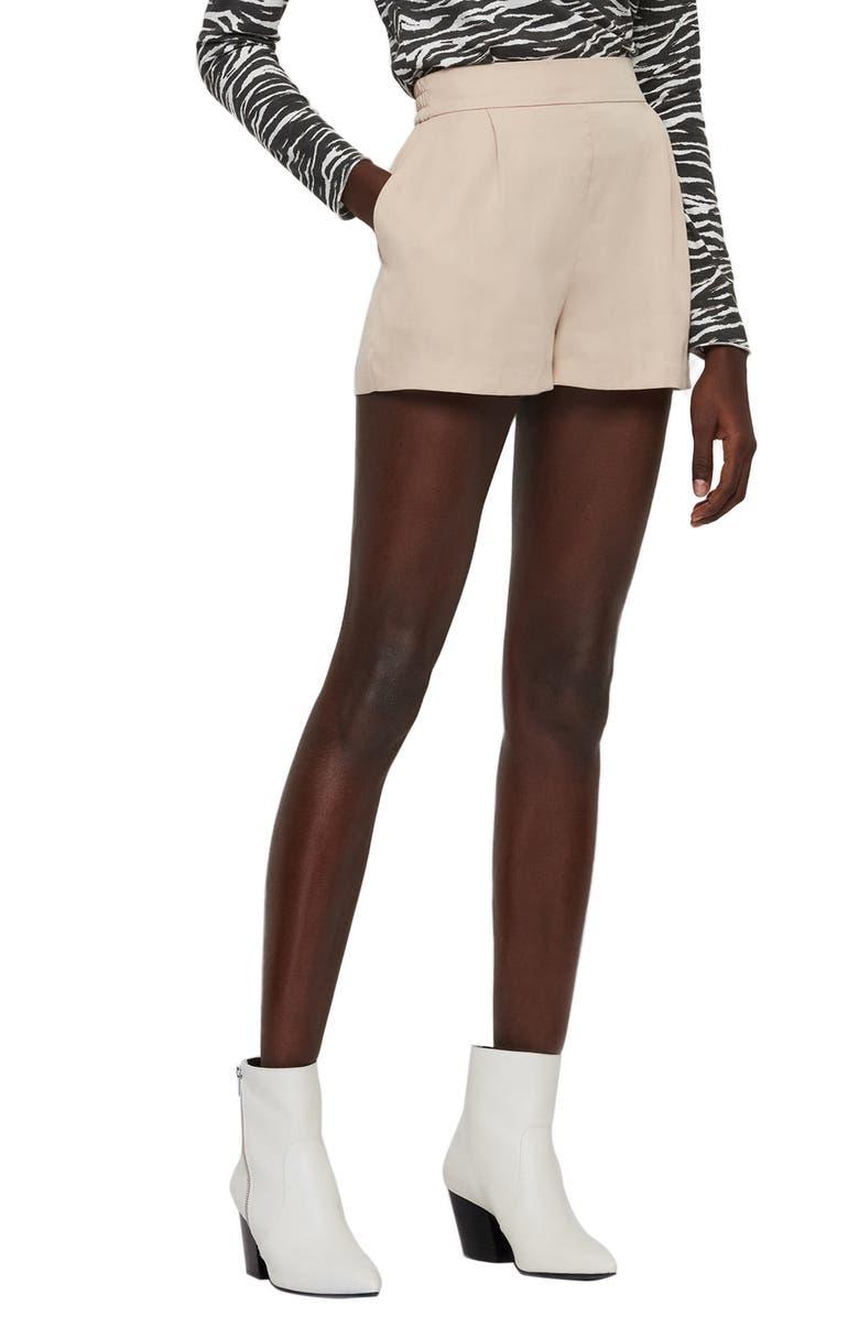 ALLSAINTS Alva Shorts, Main, color, 250