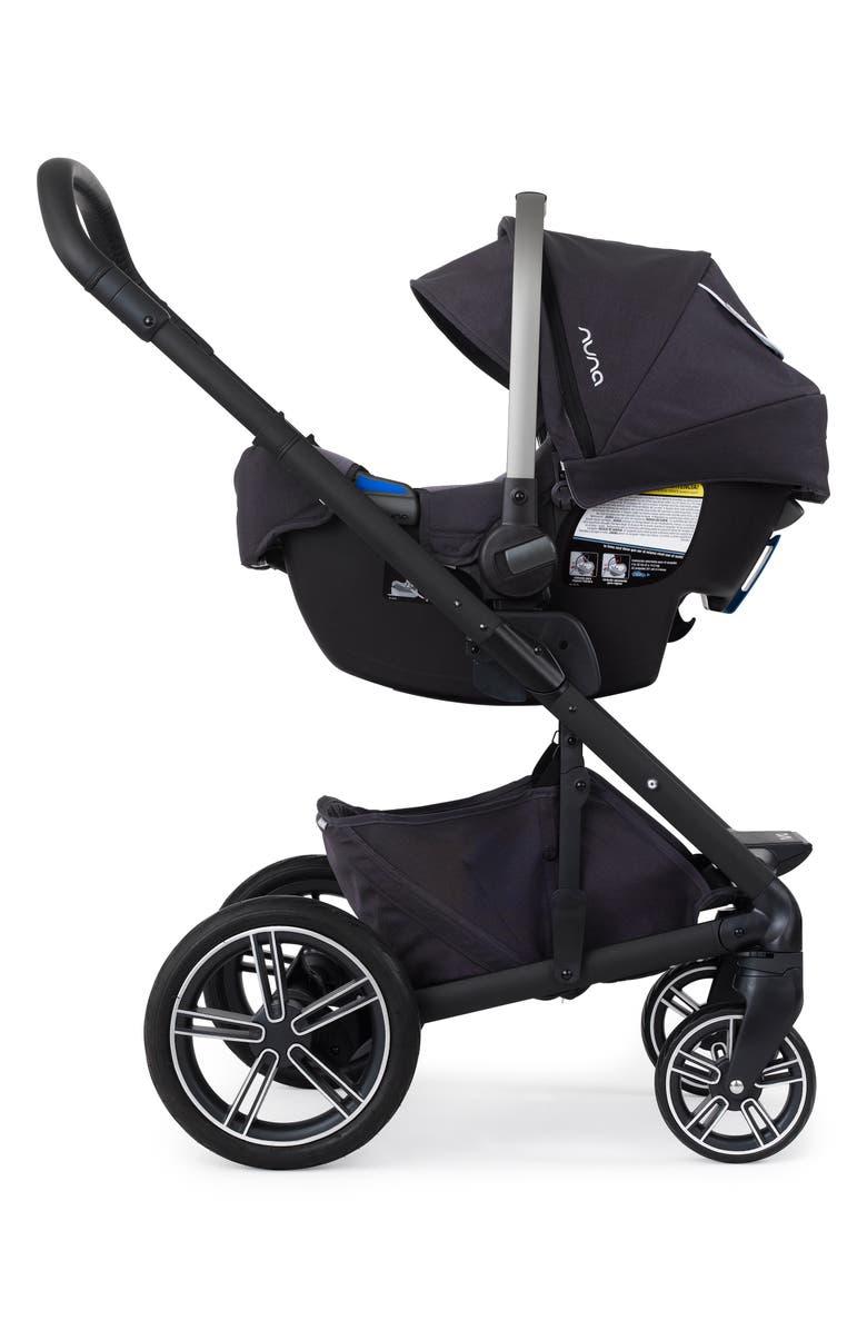 Mixx Stroller System Pipa Car Seat Set