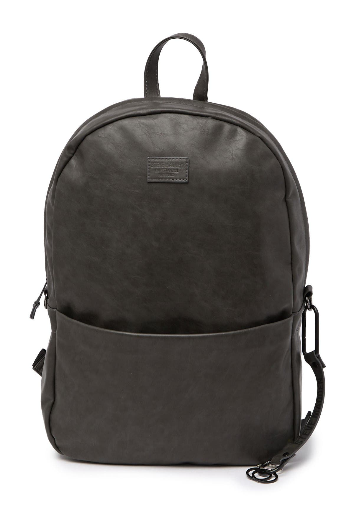 Image of Steve Madden Front Pocket Backpack